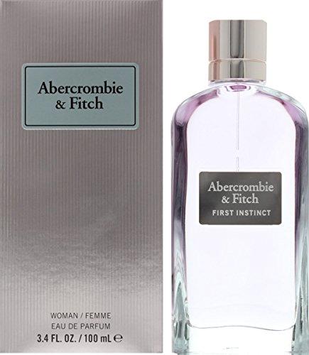 Parfum Abercrombie Für Frauen (Abercrombie & Fitch First Instinct 100ml Eau de Perfum Spray mit der Frau giftbag)