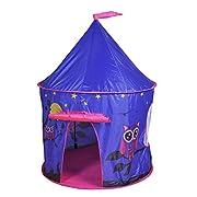 Tenda gufo OlgaSe come coperta cavità nella camera dei bambini o come protezione da vento e sole in giardino-questo tenda per bambini di Knorr Toys.Com è versatile e rende il piccolo a anche divertentissimo. La tenda è realizzato in materi...