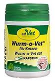 cdVet Naturprodukte Wurm-o-Vet Katze 24 Kapseln
