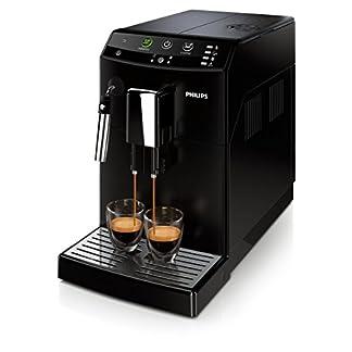 Philips-3000-Serie-HD882101-Kaffeevollautomat-1850-Watt-klassischer-Milchaufschumer-schwarz