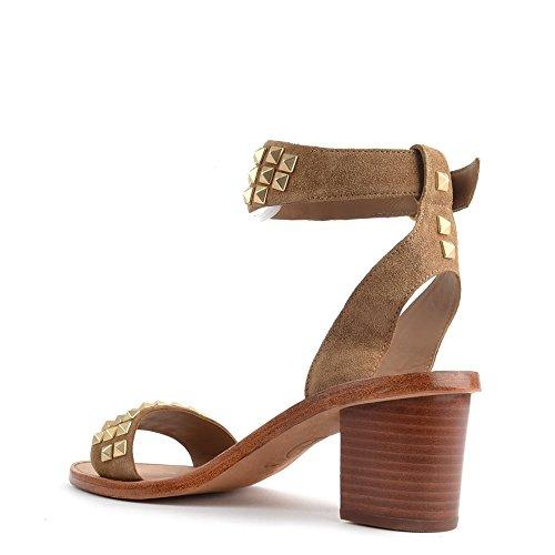 Ash Chaussures Pearl Sandales Noir Femme Wilde