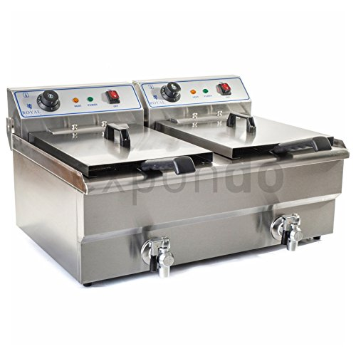 Royal Catering - RCEF-10DH - 3200 W