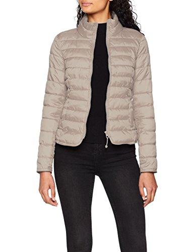 ONLY NOS Damen Jacke Onltahoe Jacket OTW, Grau (Silver), 42 EU (Herstellergröße: XL)