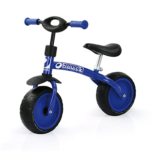 "Hauck T80701 - Laufrad Super Rider 10\"" Blau"