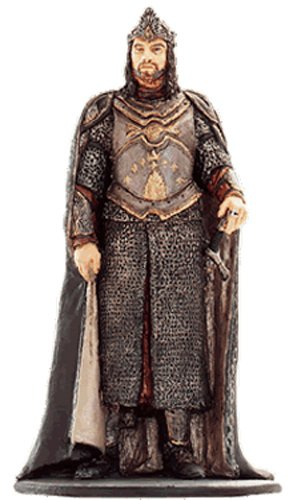 Lord of the Rings Señor de los Anillos Figurine Collection Nº 28 King Elessar 1