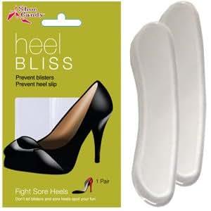 Shoe Candy Heel Bliss Gel Heel Grips