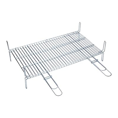 Sauvic 02657-Doppelter Grillrost, 65 x 40 cm.