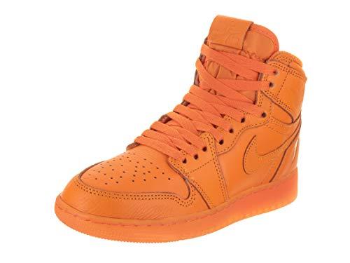 Jordan Calzado Nike Air 1 Ret Hola OG G8RD BG 6.5 Baloncesto de EE.UU. Bebé niño Piel de Naranja/cáscara de Naranja 6.5 M US Big Kid