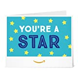 You're a Star (Teal) - Printable Amazon.co.uk Gift Voucher