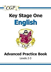 KS1 English SATs Study Book - Levels 1-3: Study Book (Levels 1-3) Pt. 1 & 2 by CGP Books (2000-09-18)