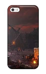 Coque en Tpu pour Iphone 5/5s Terre du Milieu-Ombre Mordor de: