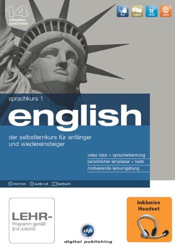 Interaktive Sprachreise 14: Englisch Teil 1 + Headset