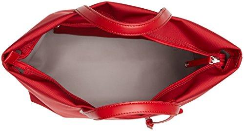 Le Tanneur - Swana Uni, borsetta Donna Rosso (Tricolore)