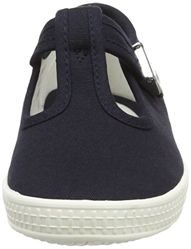Start Rite Wells Canvas, Espadrilles mixte enfant Bleu Marine