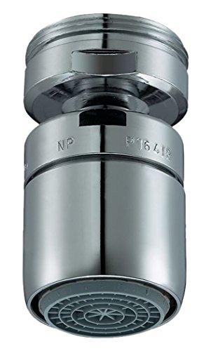 Neoperl AC Strahlregler mit Kugelgelenk Cascade SLC verchromt M 24 x 1, 01086097