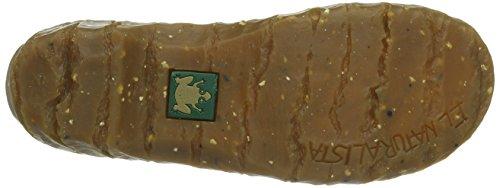 El Naturalista Nw095 P.Grain Lila / Yggdrasil, Scarpe Basse Donna Beige (Beige (LAND))