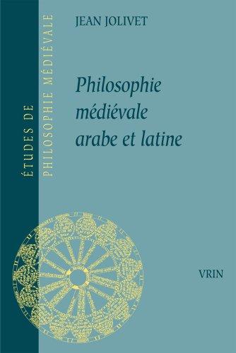 Philosophie médiévale arabe et latine