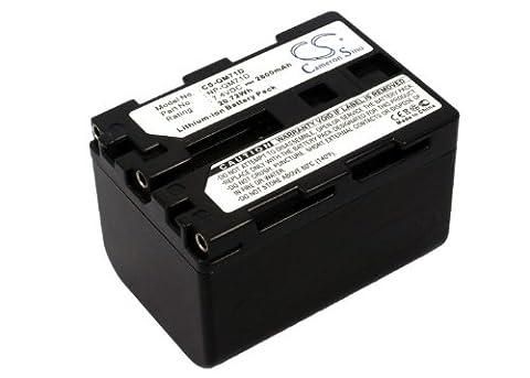 Cameron Sino 2800mAh Batterie de rechange pour Sony DCR-TRV270E