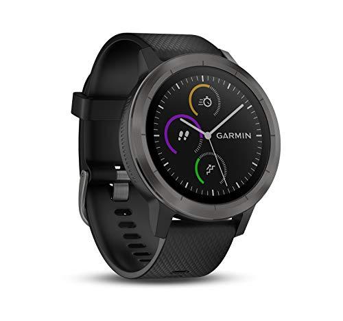 Zoom IMG-1 garmin vivoactive 3 smartwatch gps