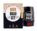Brewbarrel Kit de Cerveza Artesanal (Lager)