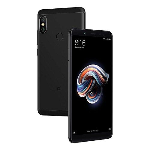 Xiaomi-Redmi-Note-5-Smartphone-da-599-2160-x-1080-Snapdragon-636-octa-core-4GB-RAM-64-GB-RON-Camera-12MP-4G-dual-SIM-Nero-Italia