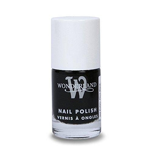 Alice au pays des merveilles Maquillage Pitch Noir vernis à ongles