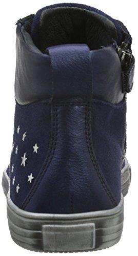 Richter Kinderschuhe - Fedora, Scarpe da ginnastica Bambina Blu (Blau (atlantic 7200))