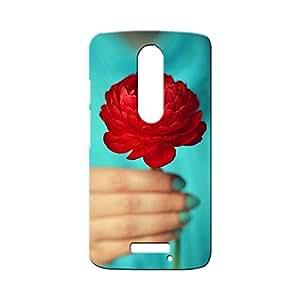 G-STAR Designer Printed Back case cover for Motorola Moto X3 (3rd Generation) - G1237