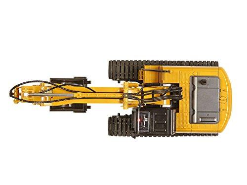 RC Auto kaufen Baufahrzeug Bild 4: Ferngesteuerter Revell RC Kettenbagger inkl. Sortiergreifer mit 6 Kanälen im Maßstab 1:16, 2.4GHz*