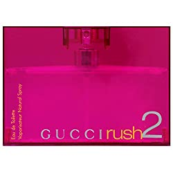 Gucci Rush 2 Eau De Toilette Spray, 29.57ml