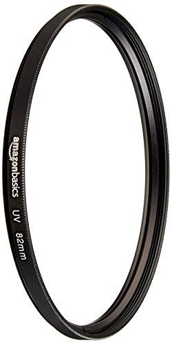 AmazonBasics - Filtro di protezione UV - 82mm