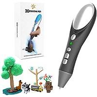Bolígrafo de impresión 3D, bolígrafo de impresora 3D, bolígrafo de dibujo creativo para niños, regalo de regalo, filamento PLA de 6.5M gratis, regalo interesante
