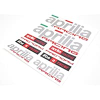 Aprilia adhesivo Sr RS 50125Racing Ditech Factory R Mille Tuono # 2A