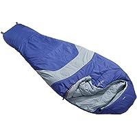 RAB Schlafsack Ignition 4 - Saco de dormir momia para acampada, color Azul, talla