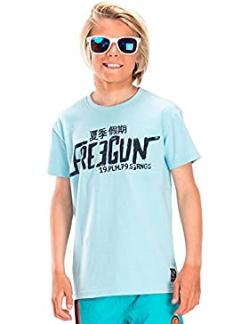 Freegun T-Shirt, Camiseta para Niños