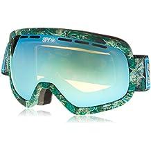 Spy Marshall–Gafas de nieve Field of Dreams, hombre unisex, color Bronze W/ Gold Mirror, tamaño Talla única