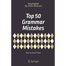 Top 50 Grammar Mistakes: How to Avoid Them (Easy English!)