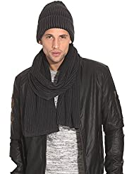 Selected Homme - SHElement hood H - Homme Noir Taille Onesize 100 % coton.