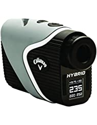 Callaway Unisexe hybride Télémètre laser/GPS/, noir