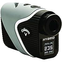 Callaway Unisex Hybrid Laser/Gps Rangefinder, Black