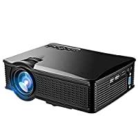 Owlenz Sd50 Plus 1500 Lumen Home Theater Lcd Led Portable Projector Cinema Video Multimedia Support 1080p Visions