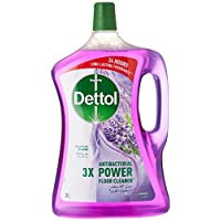 Dettol Lavender Antibacterial Power Floor Cleaner 3L