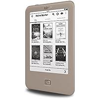 "Tolino Page Pantalla táctil 4GB WiFi Gris lectore de e-Book - E-Reader (15,2 cm (6""), E Ink Carta, 800 x 600 Pixeles, 4:3, EPUB DRM,PDF,TXT, 4 GB)"