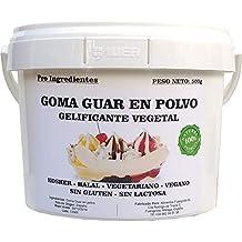 Goma Guar en Polvo 500g - Gelificante Vegetal
