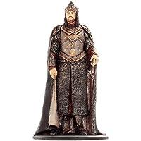 Lord of the Rings Figura di piombo Il Signore degli Anelli Collection Nº 28 King Elessar At Minas Tirith