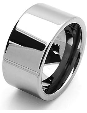 Kleine Schätze - Wolfram Ringe - Ehering / Trauring / Partnerring (12MM )