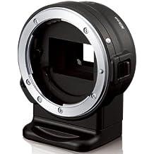 Nikon FT1 - Adaptador para objetivos de cámaras, negro