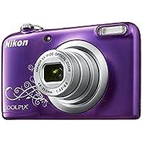 Nikon Coolpix A10 Kamera Kit violett lineart