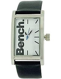Bench BC0360WHBK - Reloj , correa de plástico color marrón