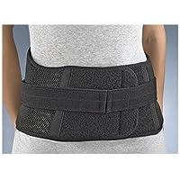 "Florida Orthopedics Mesh-Loc Latex Free Lumbar Support 10"", For Men or Women, Black - XX-Large by Florida Orthopedics preisvergleich bei billige-tabletten.eu"